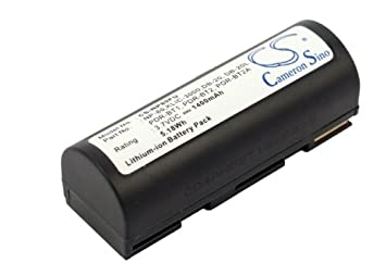 NEW Battery for KODAK DC4800 DC4800 Zoom KLIC-3000 Li-ion UK Stock