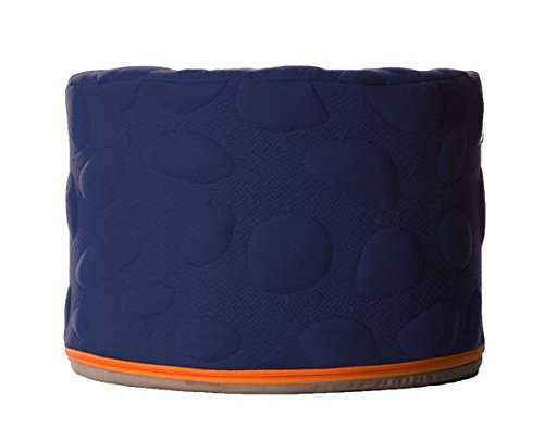Nook Sleep Pebble Pouf (Pacific) by Nook Sleep Systems