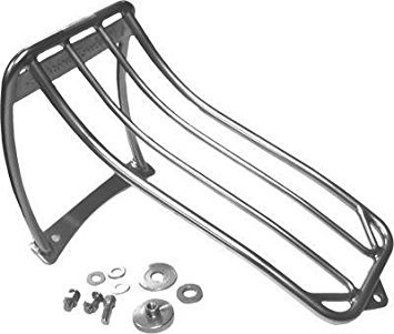 Harddrive 77-0059 Chrome Bobtail Luggage Rack
