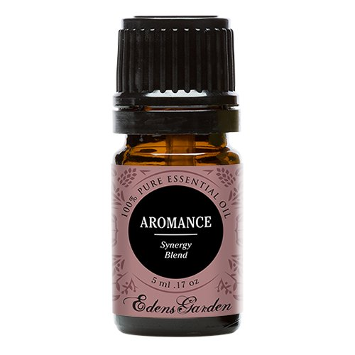 Aromance (100% Pure, Undiluted Therapeutic/Best Grade) High Quality Premium Aromatherapy Oils by Edens Garden- 5 ml