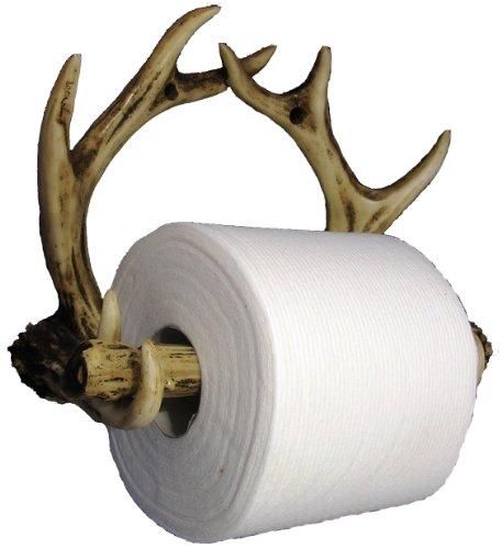 (Wildlife Creations Antler Toilet Paper Holder)