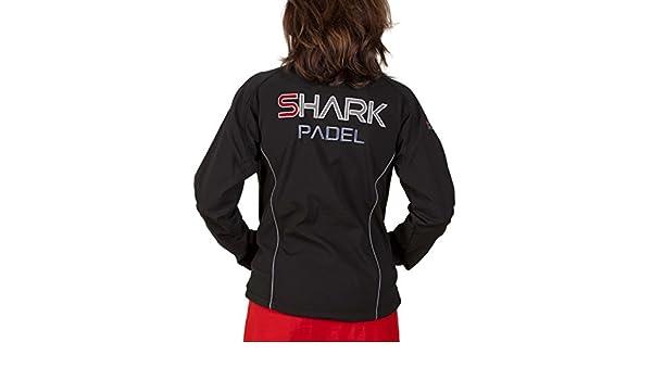 Shark Padel SH2009 Chaqueta Soft Shell Transpirable Cortaviento ...