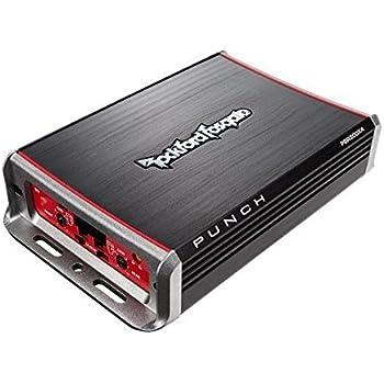 Amazon.com: Rockford Fosgate PBR300X4 Punch 300 Watt 4
