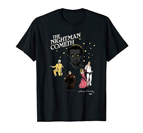 It's Always Sunny in Philadelphia The Nightman Play T-shirt