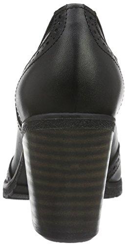 Andrea Conti 1672703 - Tacones Mujer Negro - Schwarz (Schwarz 002)