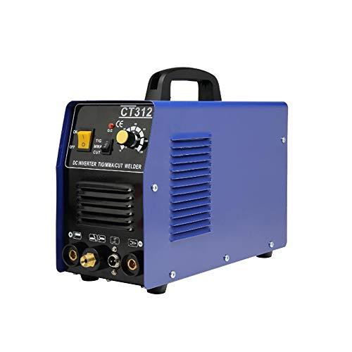 Denshine 3 in 1 CT312 TIG/MMA Air Plasma Cutter Welder Welding Torch Machine - USA Shipping
