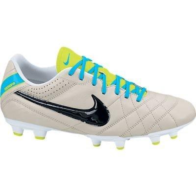 NIKE Kids Jr Mercurial Victory VI CR7 FG Blue Tint/Black/White Soccer Cleat 1 Kids US