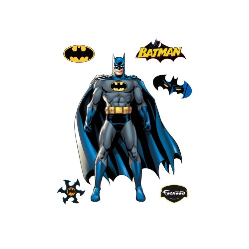 Fathead Batman Wall Decal