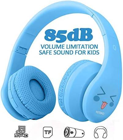 Bluetooth Headphones Adjustable Lightweight Cancelling product image