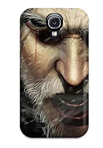 Durable Protector Case Cover With Men Hot Design For Galaxy S4 by icecream design