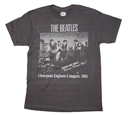 vintage beatles t shirt - 5