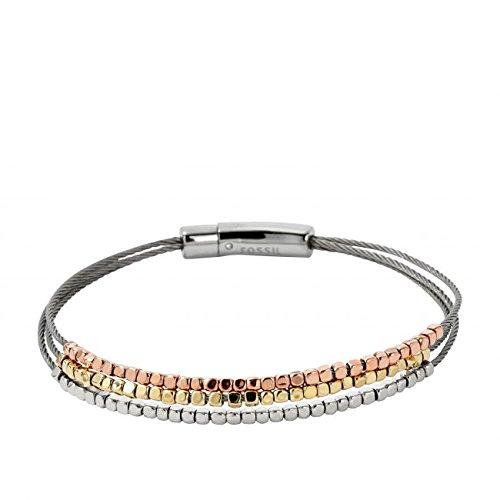 Fossil - Bracelet charms - Acier inoxydable - 18 cm - JA6688998