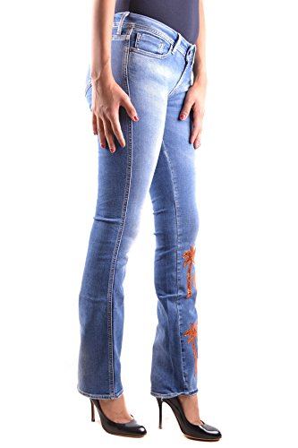 Blu Jeans Donna Mcbi340093o Cotone Meltin'pot P6wzxCqOP