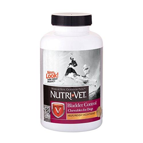 Nutri Vet Bladder Control Liver Chewables product image