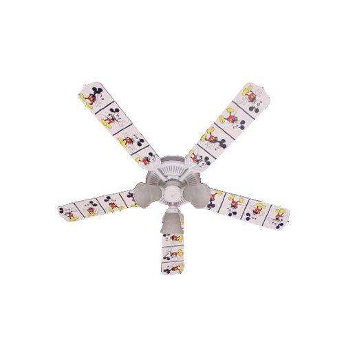 Ceiling Fan Designers Ceiling Fan, Disney Mickey Mouse #2...