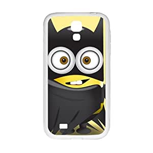 Red cloth lovely Minions Cell Phone Case for Samsung Galaxy S4