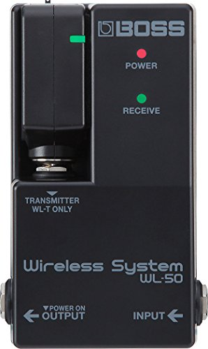 BOSS WL‑50 Guitar Wireless System by BOSS (Image #1)
