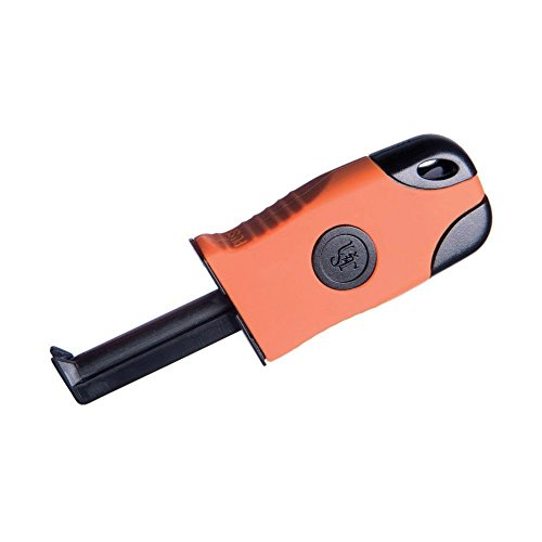 NEW SPARKIE One Handed All Weather FIRE STARTER Orange Compact Camping Survival Gear by