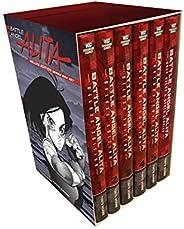 Battle Angel Alita Edición Deluxe La Serie Completa Box Set