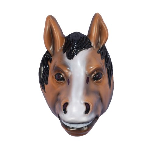 Forum Novelties Horse Mask Child, Brown, One Size