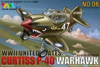 P-40 Fighter - 4