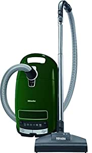 Miele Complete C3 Limited Edition - Corded and Miele SBB 400-3 Parquet Twister XL Smooth Floor Brush Bundle