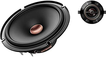 Pioneer TS-D65C D Series 6-1//2 Component Speaker System
