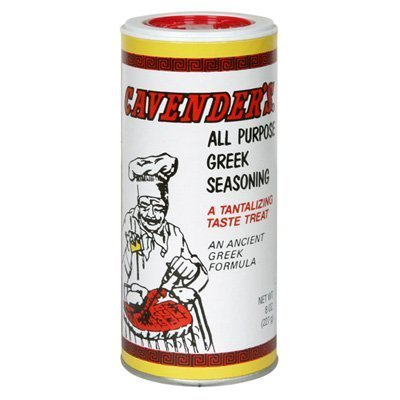 Cavenders All Purpose Greek Seasoning - 12 Canisters by Cavender's ()