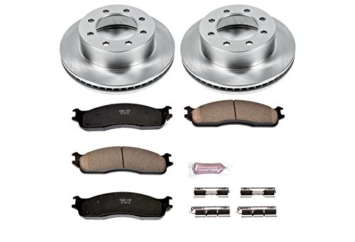Autospecialty KOE2203 1-Click OE Replacement Brake Kit