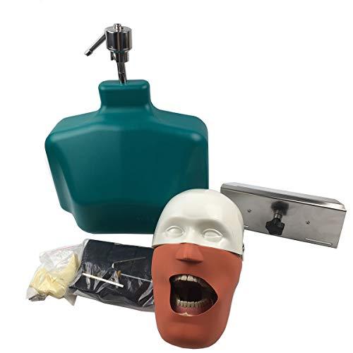 TJIRIS Dental Manikin Phantom Head with Torso Dent