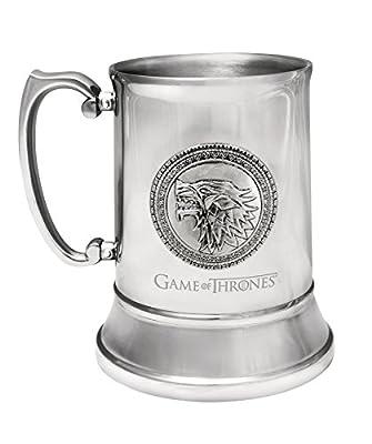 Dark Horse Deluxe Game of Thrones Stark Stainless Steel Stein