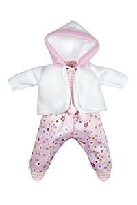 Belonil - Preemie, ropa de invierno para muñeca niña (The Doll Factory Europe 08105)