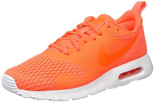 Nike Men's Air Max Tavas SE Running Shoes (9.5, Total Crimson/Crimson/Sail)