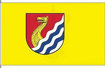 Flagge und Fahne 30 x 45cm K/önigsbanner Autoflagge Rheinsberg