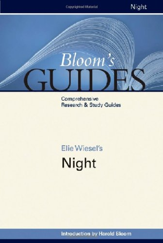 Night (Bloom's Guides (Hardcover))