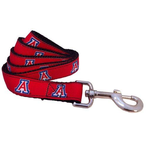 All Star Dogs NCAA Arizona Wildcats Dog Leash, Large