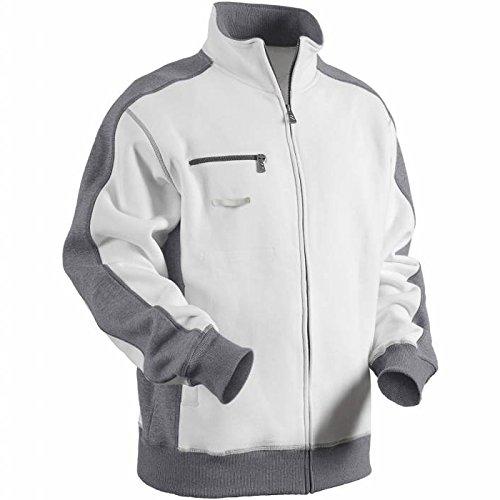 Blåkläder T grey Uomo shirt White rrFqZPd