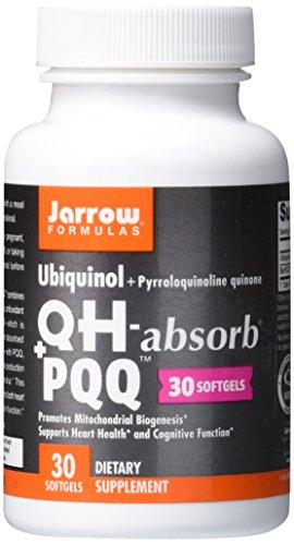 Jarrow Formulas Ubiquinol Pyrroloquinoline Cognitive