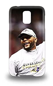 Galaxy S5 3D PC Case Slim Ultra Fit NFL Baltimore Ravens Ray Lewis #52 Protective 3D PC Case Cover ( Custom Picture iPhone 6, iPhone 6 PLUS, iPhone 5, iPhone 5S, iPhone 5C, iPhone 4, iPhone 4S,Galaxy S6,Galaxy S5,Galaxy S4,Galaxy S3,Note 3,iPad Mini-Mini 2,iPad Air )