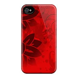 Iphone 6 Cases Slim [ultra Fit] Amazing Red World Protective Cases Covers