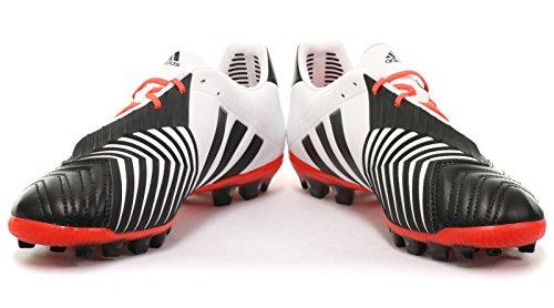 adidas Predator Incurza TRX Astro Uomo Rugby Scarpe, Nero