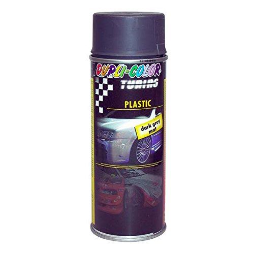 Dupli-Color 327278 Plastikspray, 400 ml, Dark Grau Matt MOTIP-DUPLI GmbH