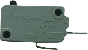KW3A - Microinterruptor de puerta para horno microondas ...