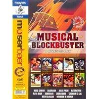 Musical Blockbuster - 10 Movie's DVD Pack