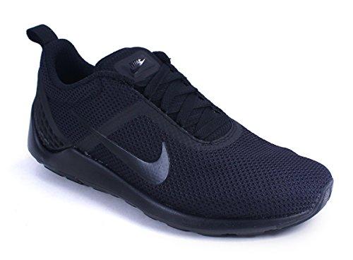 Nike Herren Lunarestoa 2 Essential Laufschuhe, Blau, 44 EU Nero (Black / Black)