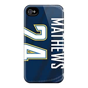 Tough Iphone ZhS7017LcvD Cases Covers/ Cases For Iphone 6(san Diego Chargers)