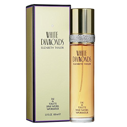 WHITE DIAMONDS - EDT 3.3 OZ SP L Floral Collection Rose