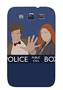 Hot New Doctor Who Case Cover For Galaxy S3 With Perfect Design