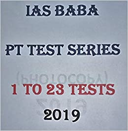 Amazon in: Buy IAS BABA PT TESTS - 1 TO 23 (2019) Book Online at Low