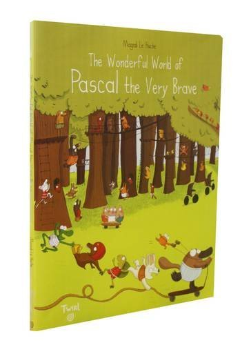 Twirl Wonderful World of Pascal The Very Brave (9791027600779)